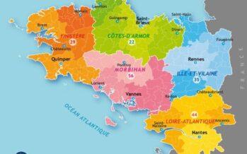 Nantes, Rennes, Paris : ça avance pour la réunification de la Bretagne !