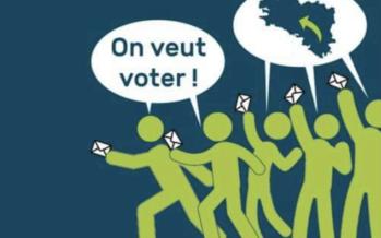 Réunification de la Bretagne : nous voulons voter !